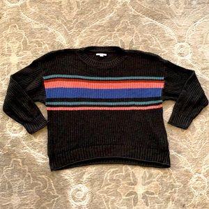 American Eagle Colour Block Knit Sweater